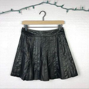 Comptoir des Cottoniers | NWT Calf Leather Skirt 4